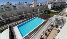 CTA410, 2 bedroom apartment in Santa Luzia with indoor and outdoor pool.